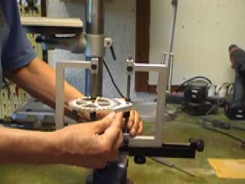 Pendule en bois inclination 2eme partie l 39 chappement youtube for Grande pendule en bois
