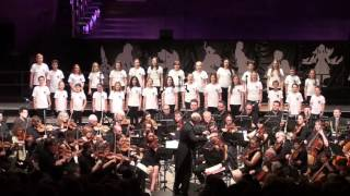 Disney Medley Chor  arranged by Bernard Bagger  German Children39;s Choir Kinderchor Ötigheim Text