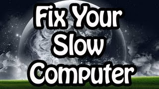 Computer Running Slow? Quick Fix It