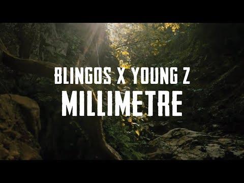 Смотреть клип Blingos Ft. Young Rz - Millimétré