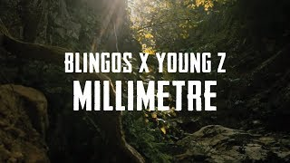 Смотреть клип Blingos Ft. Young Rz - Millimétré