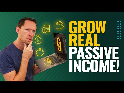 How to Make Money Online 3 Ways to Grow REAL Passive