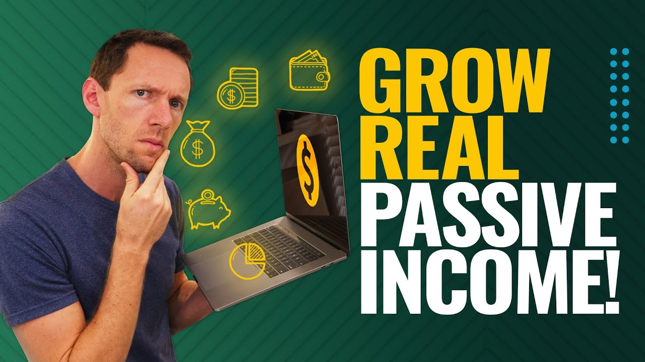 How to Make Money Online - 3 Ways to Grow REAL Passive Income