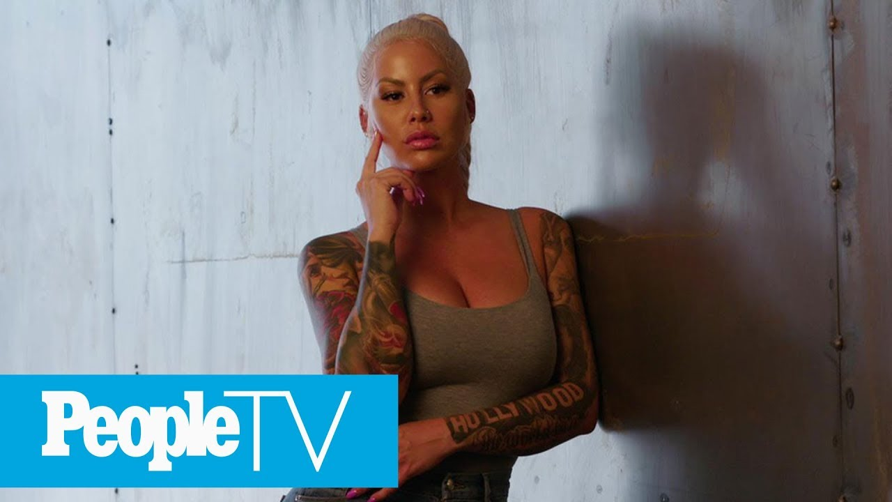 Download Amber Rose Opens Up About Her Breast Reduction: 'I Was Scared That I Wouldn't Feel Sexy' | PeopleTV