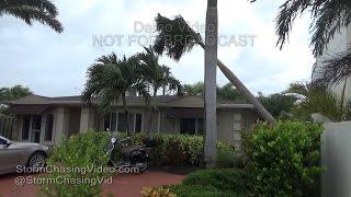 Hurricane Hermine, Slams Tampa Bay, FL - 9/1-9/2/2016