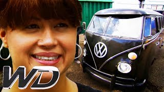 Mike Purchases the Iconic Volkswagen Splitty! | Wheeler Dealers