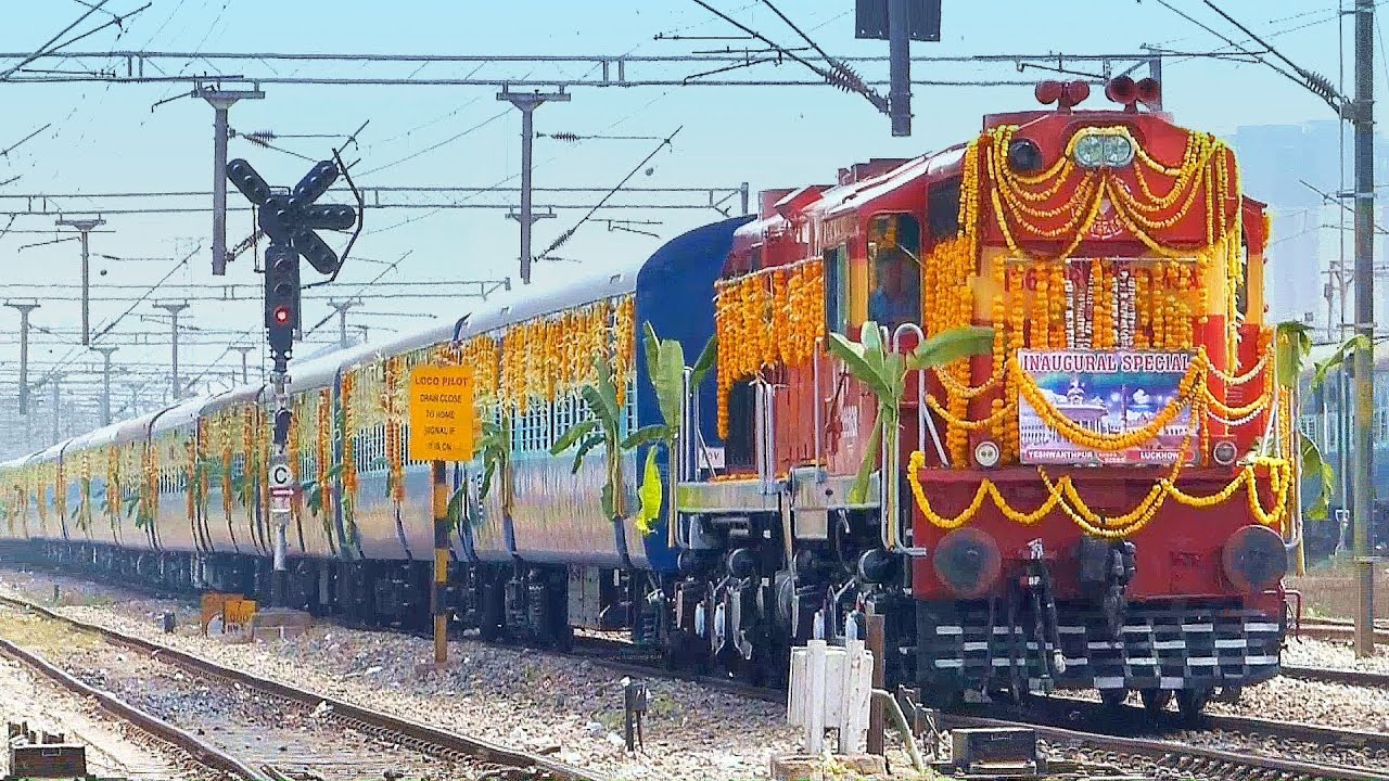 Indian Railway Train Wallpaper | www.pixshark.com - Images ...