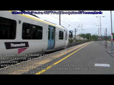 Season 8, Episode 178 - Trains at West Hampstead Thameslink station
