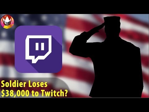 Twitch Donations Bankrupt Man - $38,000 LOST