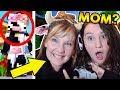 MEETING MY MOM IRL ?! | Play Barn | Minecraft School Roleplay