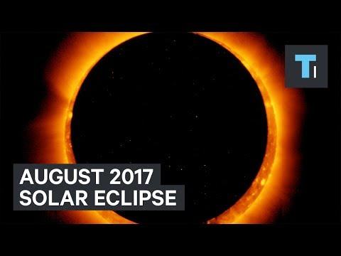 A solar eclipse is coming August — Here
