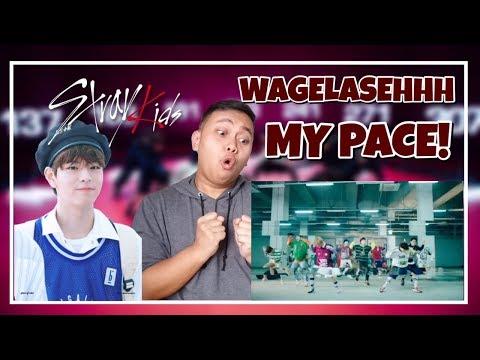 """MV REACTION #24 - STRAY KIDS """"MY PACE"""""""