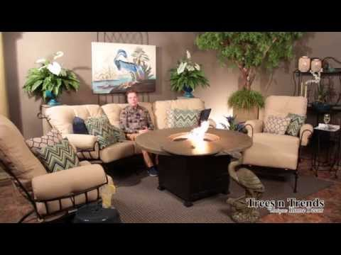 Woodard Terrace Patio Furniture Overview