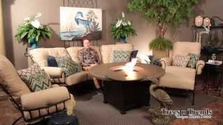 Woodard Terrace Patio Furniture Overview