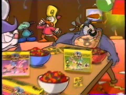 Opening To Tiny Toon Adventures How I Spent My Vacation 1992 Whv