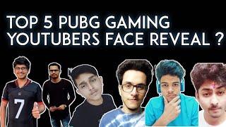 Top 5 Gaming Youtubers Face Reveal ? /Mortal? Dynamo Gaming? etc /2 minute video
