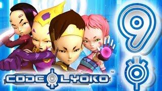 ✪ Code Lyoko: Quest for Infinity Walkthrough Part 9 (Wii, PS2, PSP) ✪
