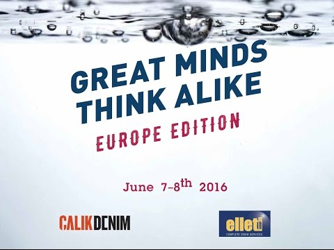 Great Minds Think Alike! Europe Edition