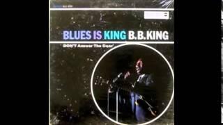 """B.B. King  """"Gambler"""