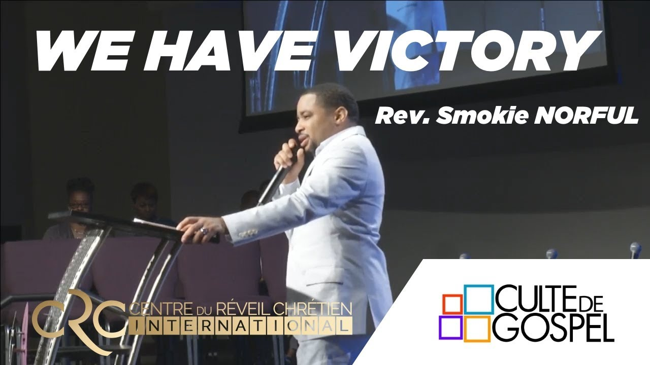 """Pst Smokie NORFUL - """"We have victory - Nous avons la victoire"""""""