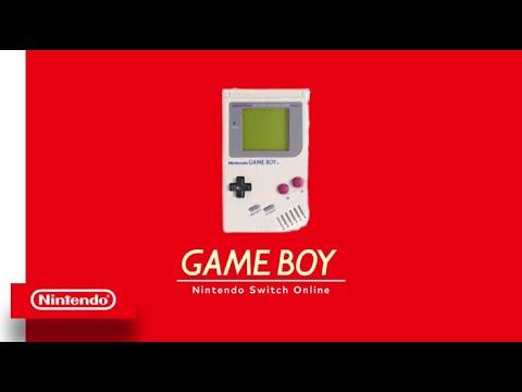 GameBoy Nintendo Switch Online- Fake Trailer - YouTube