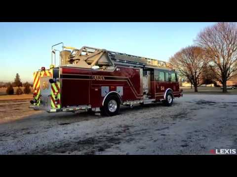 Galesburg Fire Department receives new ladder truck - News