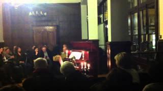Erik Satie au Pianino Pleyel.