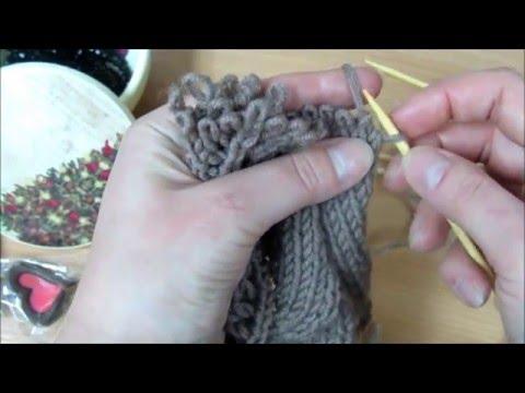 Вязаные платья и туники Вязание спицами и крючком 14