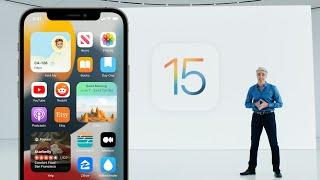 Презентация iOS 15 и WWDC 2021 за 2 минуты!