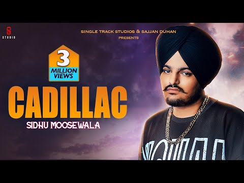 Cadillac | Sidhu Moose wala | Raja Gamechangerz | Full Official Video | ST Studio | Ditto Music