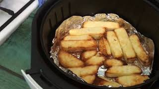 Адыгейский сыр запечённый в аэрогриле GFGRIL. Очень вкусно и диетично!! ПП!!