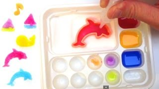 Kracie Popin' Cookin' Oekaki Gummy Land おえかきグミランド Make Gummy Candy at Home グミランド Popin' Cookin'