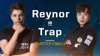 Reynor vs Trap ZvP - Quarterfinals - 2019 WCS Global Finals - StarCraft II