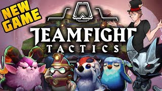 How To Improve Teamfight Tactics (Riot's New Game)