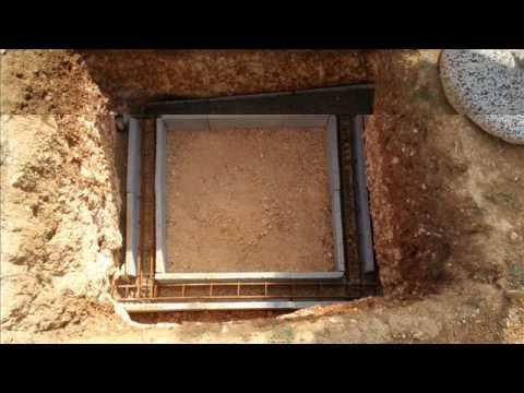 Fosa s ptica tradicional youtube - Construir fosa septica ...
