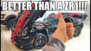 WE TOOK DELIVERY OF A 2017 VIPER ACR!!! The Car I