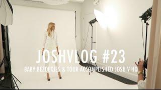 JOSHVLOG #23   MIJN ALLERGROOTSTE ANGST   Baby bezoekjes & Tour accomplished JOSH V HQ