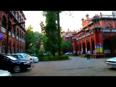 Road View OF University Of Dhaka | Full HD View
