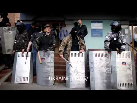 BREAKING NEWS At least 11 killed in eastern Ukraine as violence spikes ahead of electio