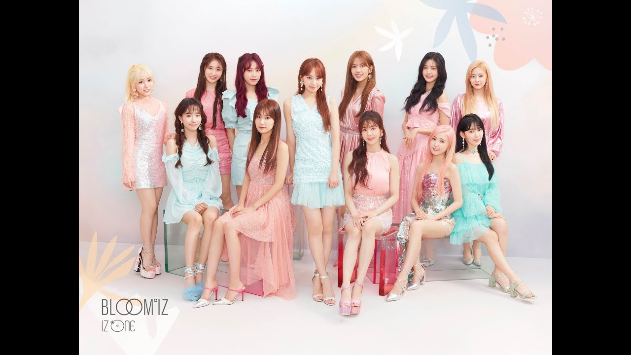 Download IZ*ONE Party time