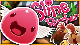 I MADE A BRAND NEW SLIME!! | Slime Rancher - Ep: 01