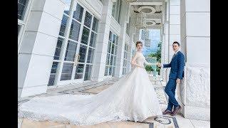 婚禮紀錄/台中 婚攝艾斯 ACES/台中林皇宮花園/2019.06.02/Vincent & Candy