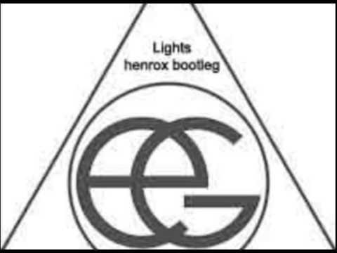 Ellie Goulding - Lights (henrox bootleg) l Deep house version