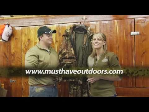 Browning XPO  Big Game 4 In 1 Parka
