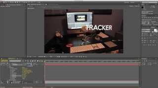 After Effects CS6 - 3D Camera Tracker Tutorial