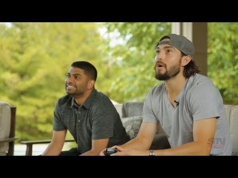 Esso Road Trip: Day in the life of Drew Doughty