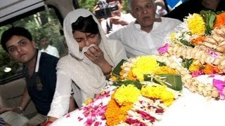 Priyanka Chopra's FATHER's Last Moments