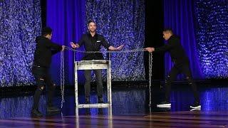 Magician James More's Mind-Boggling Trick