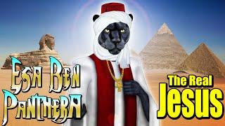 Esa Ben Panthera - Cat Head Moor - The Real Jesus