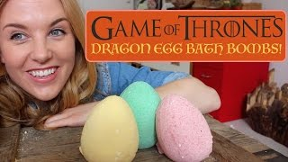 "How to make a ""Dragon Egg"" Bath Bomb! 